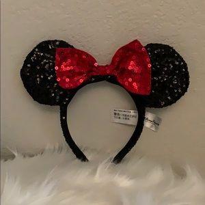 Minnie Ears Sequin (disneyland)